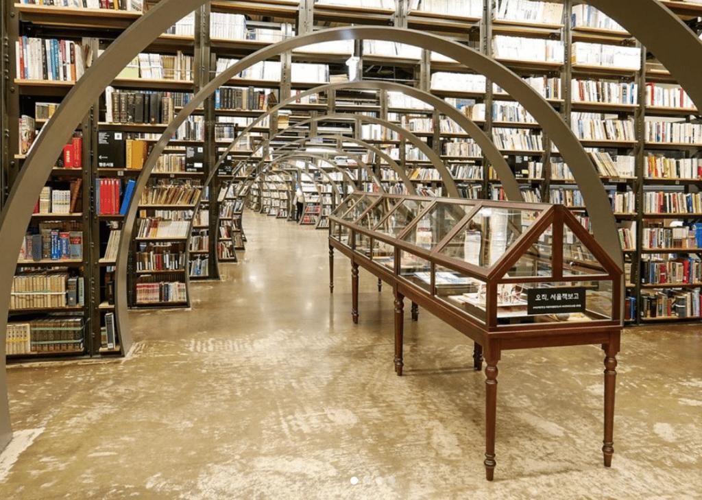 bookstores in seoul