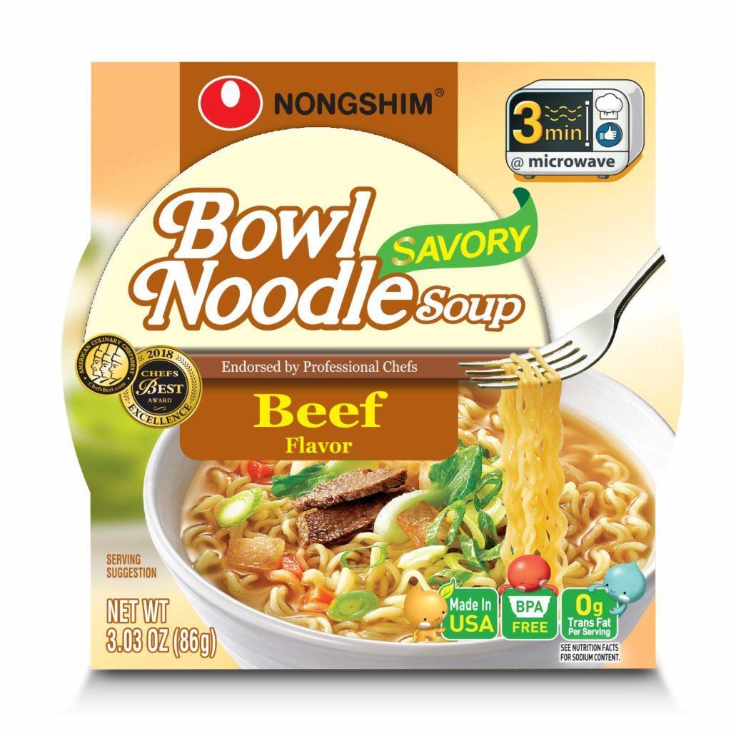 korean instant noodles