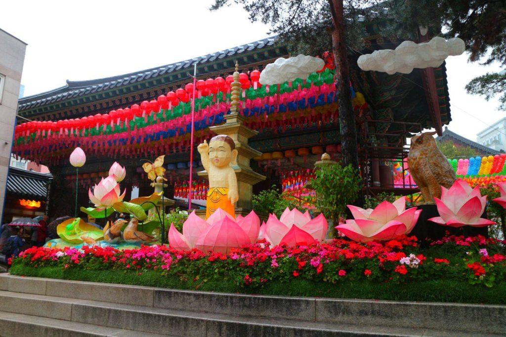 buddha's birthday