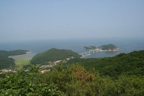 Korean island