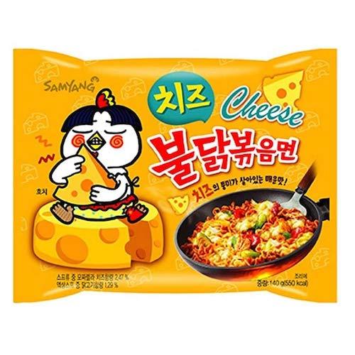 best korean ramen