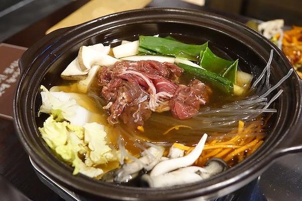 best Korean Food