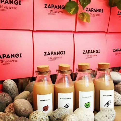 Zapangi Café (자판기) – The Famous Pink Vending Machine Café