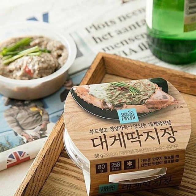 Korean Instant Food