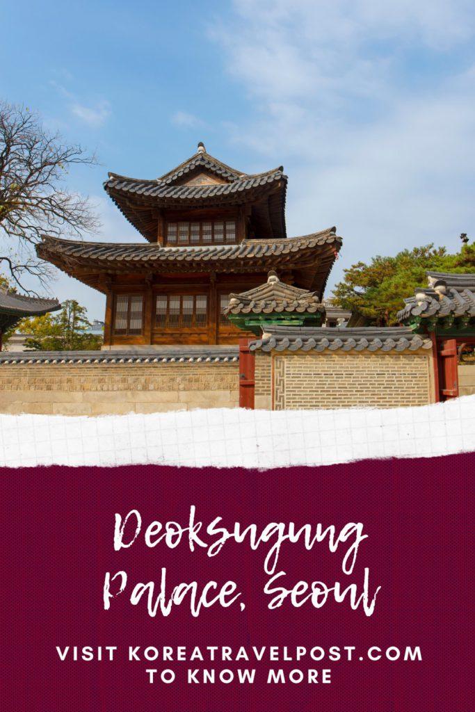 deoksugung palace koreatravelpost