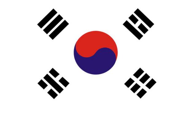 korean flag