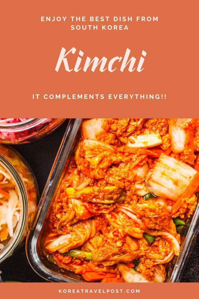 kimchi koreatravelpost