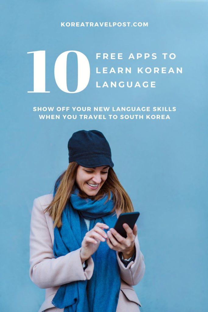 language apps koreatravelpost