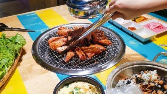 restaurant culture in korea