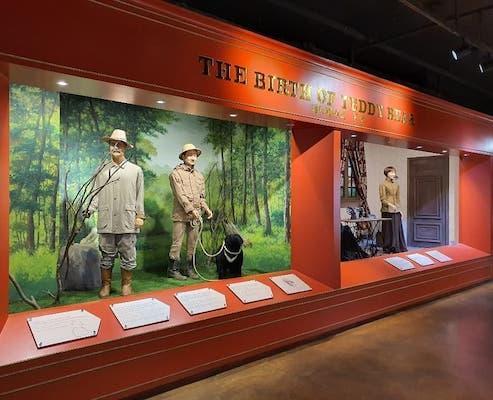 Teddy Bear Museum or Teseum