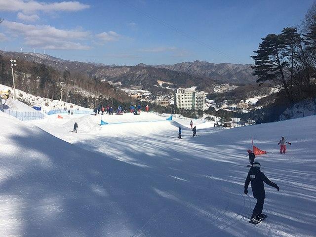 Phoenix Park Ski Resort -Pyeongchang Ski Resorts