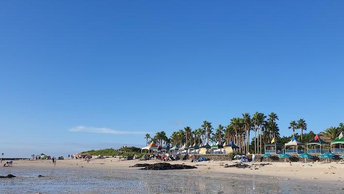 Geumneung beach