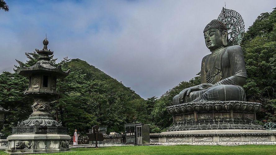 Sinheungsa_Temple