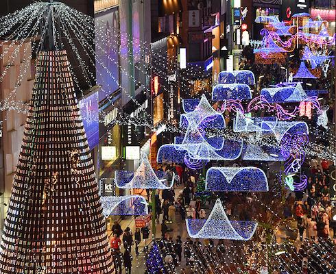 Busan Christmas Festivals