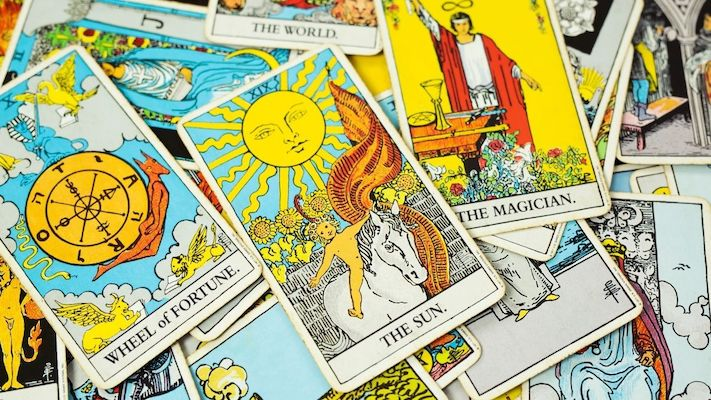 tarot cards fortune telling