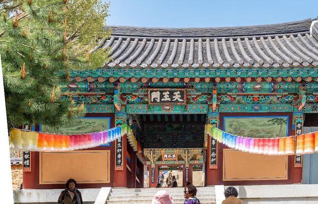 Busan Temples Beomeosa