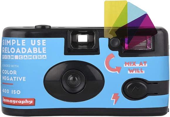 Lomography Simple Use film camera korea