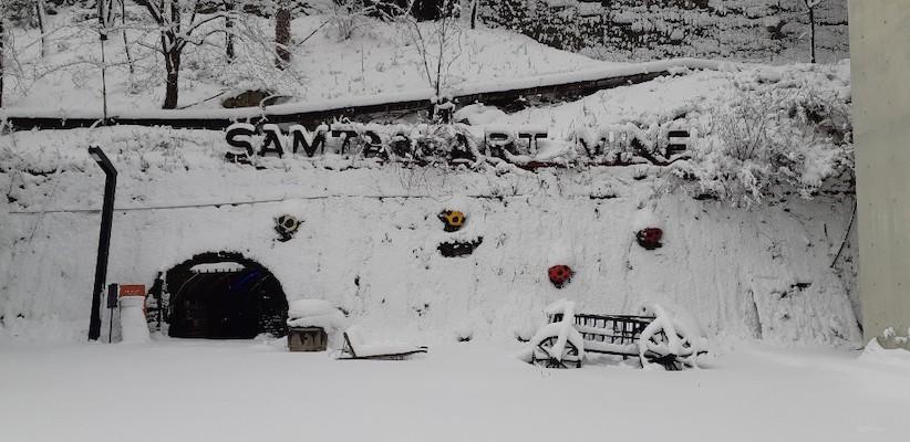 Samtan Art Mine arts culture spaces korea