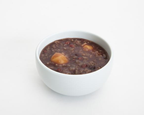 #3 Patjuk (Red bean porridge)