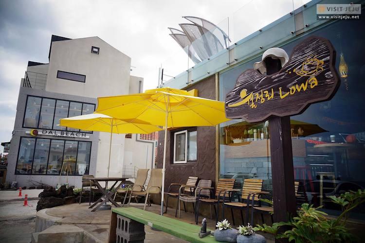 Cafe Woljeongri