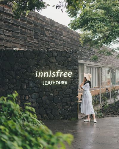 innisfree jeju house cafe
