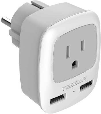 korea voltage plug adapter