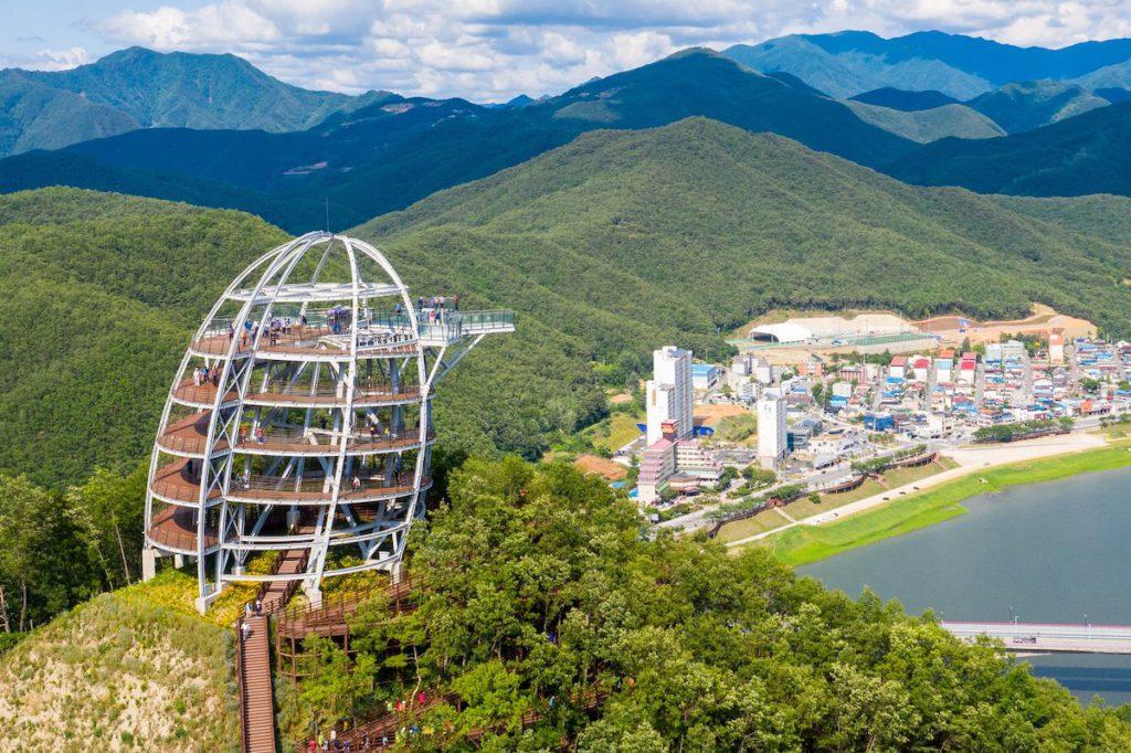 Chungcheong spots must-visit Korea