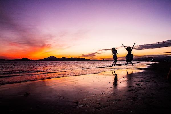 Dadaepo-Beach best busan beaches