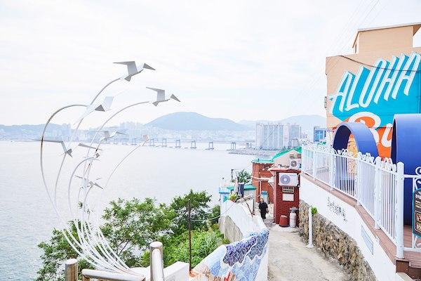 Huinnyeoul Culture Village must-visit spots Gyeongsang