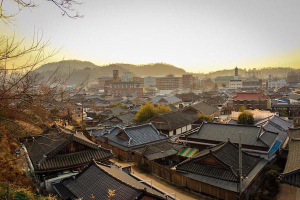 Jeonju Hanok Village jeolla-do must-visit spots