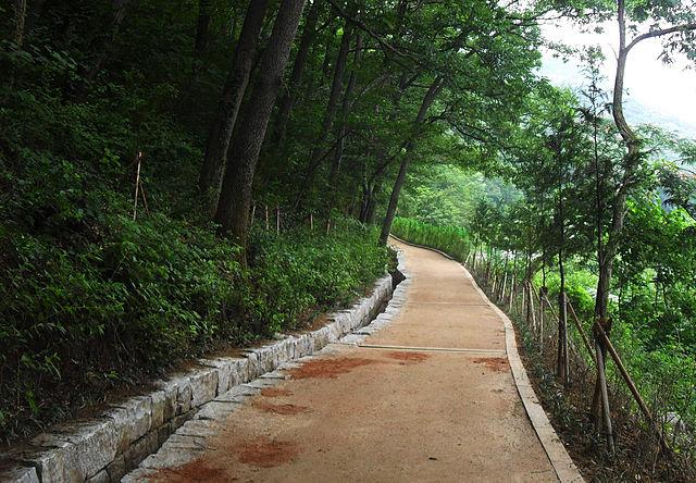 Mudeungsan National Park jeolla-do must-visit spots