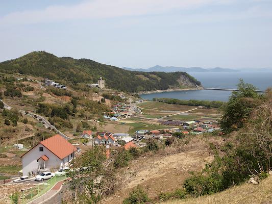 Namhae German Village must-visit spots Gyeongsang