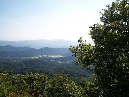 Palgongsan Mountain must-visit spots Gyeongsang