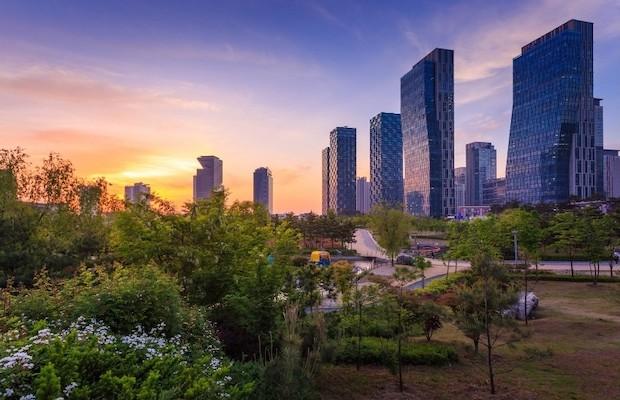 Songdo Central Park must-visit Seoul spots
