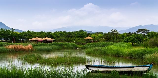 Suncheonman National Garden jeolla-do must-visit spots