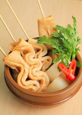 Eomuk (Fish Cakes)