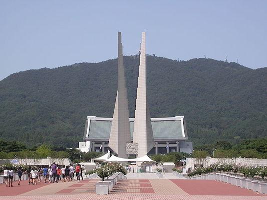 Independence Hall of Korea