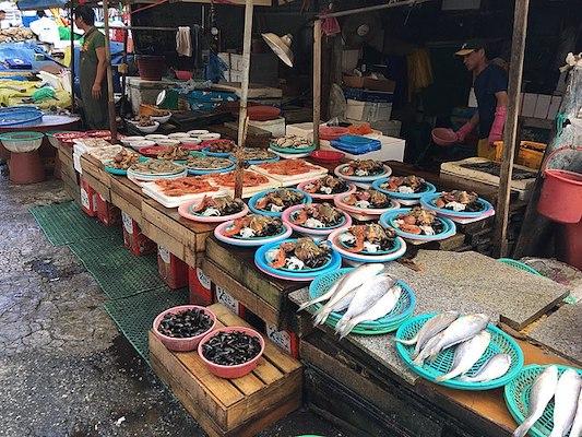 Jagalchi Fish Market