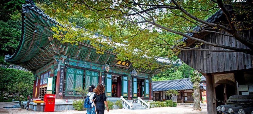 Seonamsa busan temples