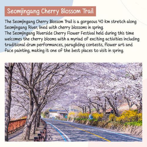 Seomjingang Trail
