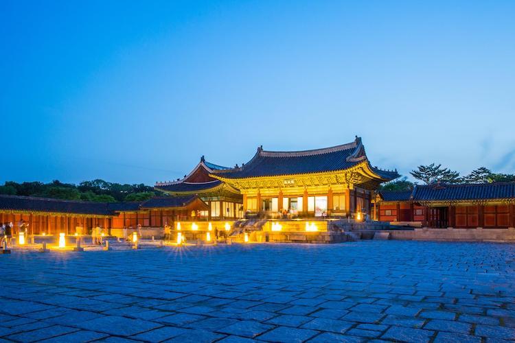 History of Changgyeonggung Palace