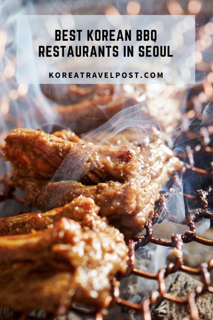 best korean bbq seoul