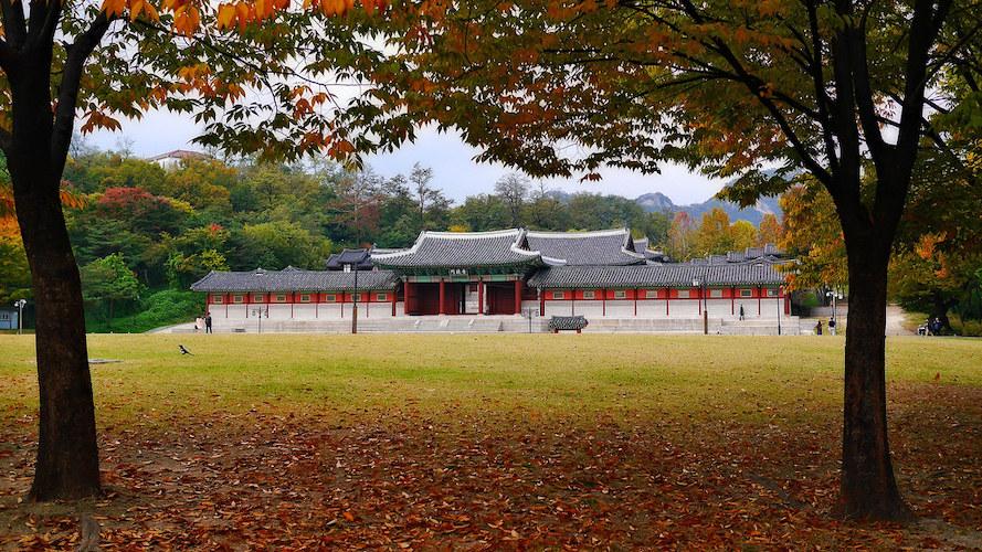 Gyeonghuigung Palace – The Palace of Serene Harmony