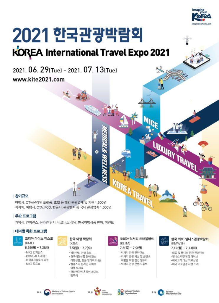 KITE 2021 - Korea International Travel Expo