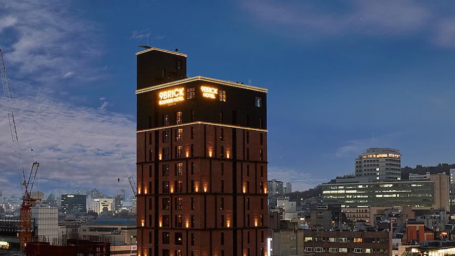 Nine Brick Boutique Hotel (Image from hotel website) boutique hotels seoul