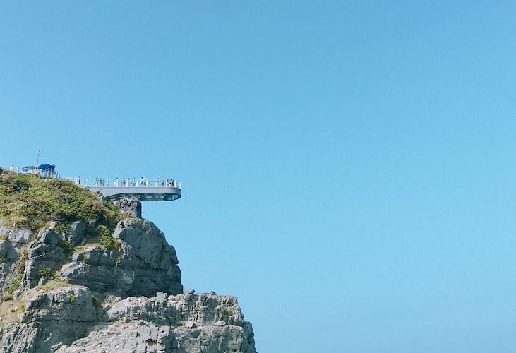 """oryukdo skywalk"" by Sangmanh is licensed under CC BY-NC-ND 2.0"