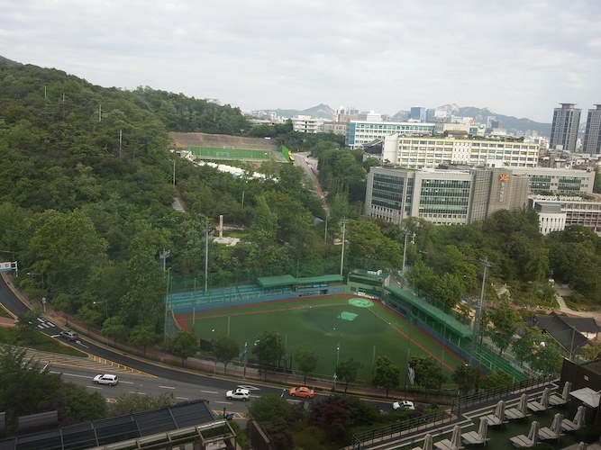 """""""The SHILLA Seoul hotel"""" by Otis Yang is licensed under CC BY-NC-SA 2.0  boutique hotels seoul"""