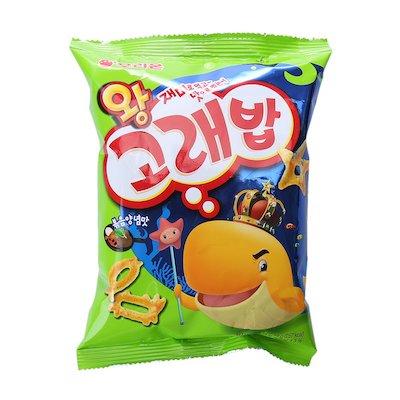 korean snack Goraebap