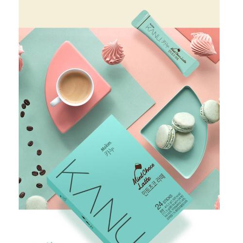 Kanu Mint Choco Latte